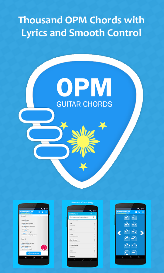 Opm Guitar Chords Apps Para Android No Google Play