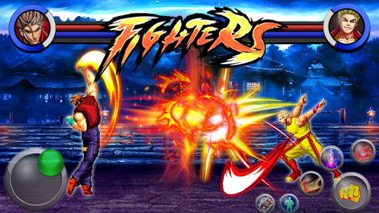 The King Fighters of Kung Fu MOD (Unlimited Coins) 1