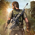 Sniper Hunting Warrior: Jungle Survival Game icon