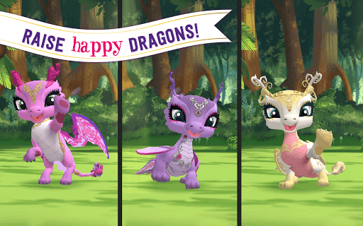 Baby Dragons: Ever After High™  screenshots 12