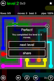 Flow Free: Bridges Screenshot 3