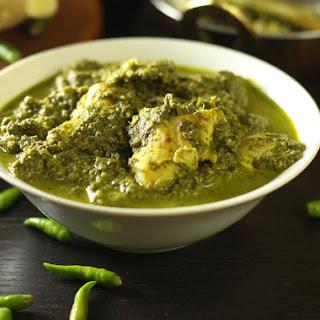 Methi Machli – Fish with Fenugreek Sauce.