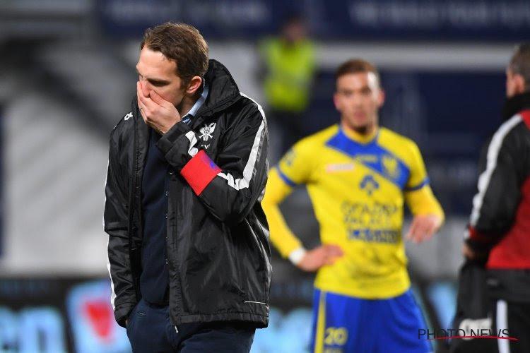 Officieel: STVV hakt (te verwachten) knoop door: De Roeck volgend seizoen geen coach meer