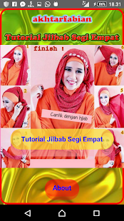 Tutorial Memakai Jilbab - náhled
