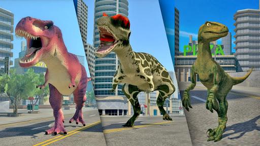 Dino Rampage 3D 1.1 screenshots 4