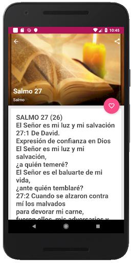 Descargar Salmo 27 Catolico de Biblia Catolica Completo 1 0