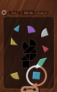 Tangram Chronicles Capture d'écran