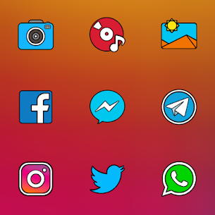 CRISPY HD – ICON PACK v8.1 [Patched] 4