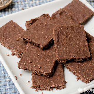 Paleo Chocolate Crunch Energy Bars