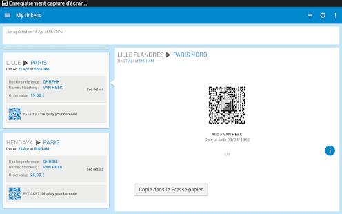 Voyages-SNCF Screenshot 11