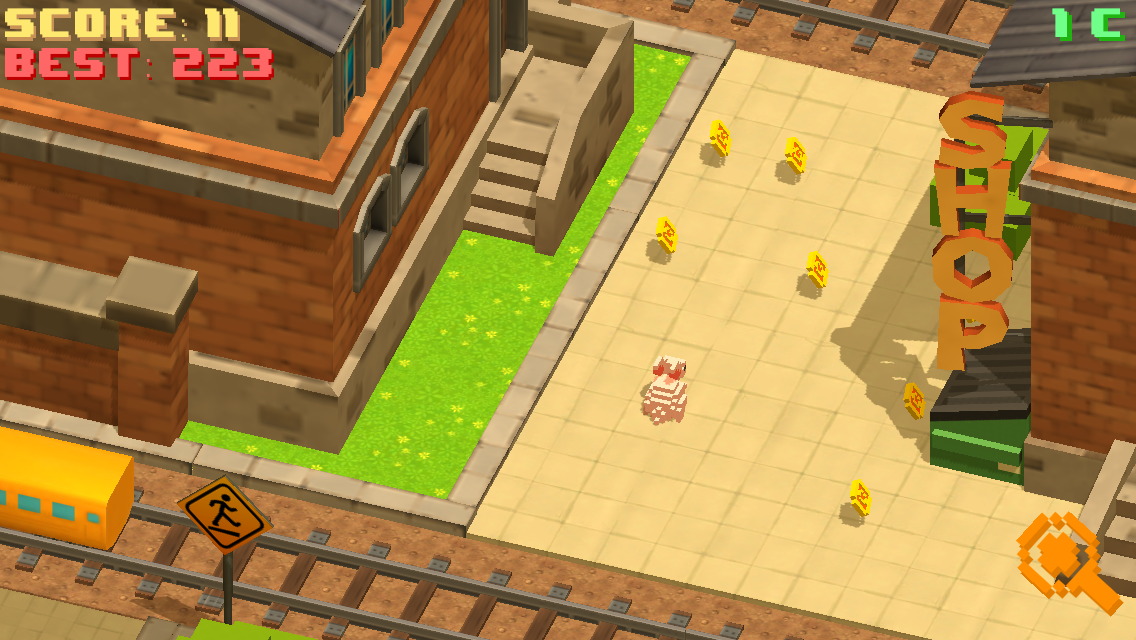Crossy Animal Road Android Apps On Google Play