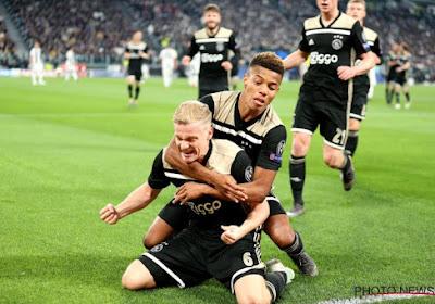 Tottenham penserait à Donny van de Beek (Ajax) pour succéder à Christian Eriksen