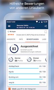 App idealo Hotel: Hotelsuche für Hotels, Ferienwohnung APK for Windows Phone