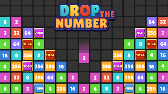 Drop The Number: Merge Game Mod Apk (Unlimited Money + No Ads) 1.6.3 3