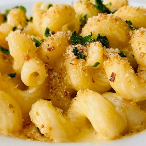 Sizzling Mac 'N Cheese