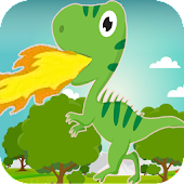 Dinosaur Run Adventure