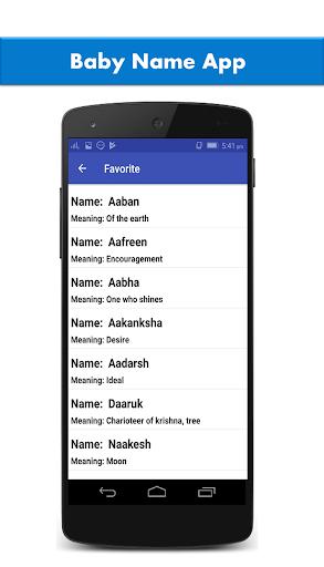Baby Names 2018 Apk Download Apkpure Co