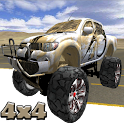 4x4 Russian SUV:Monster Truck icon