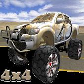 4x4 Russian SUV:Monster Truck