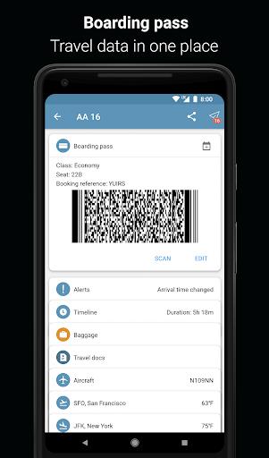 App in the Air - Travel planner & Flight tracker 4.0.9 screenshots 6