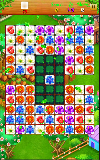 Flowers Sweet Connect – Match 3 Game 1.4.7 screenshots 1