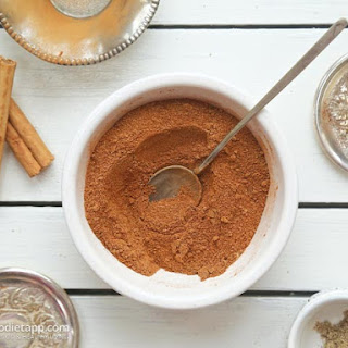 DIY Pumpkin Pie Spice Mix