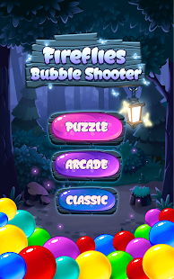 Fireflies Bubble Shooter - náhled