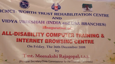 Photo: Disability Center-Inaugration