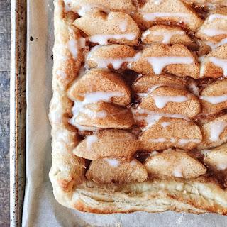 Best Peach Tart
