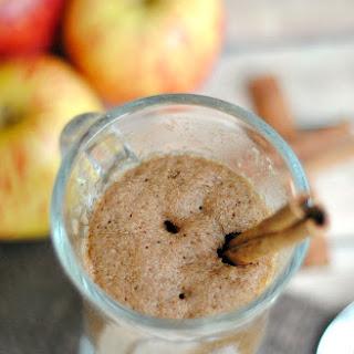 An Easy Apple Spice Mug Cake