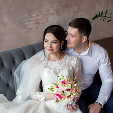 Wedding photographer Marina Shabaeva (Malynx). Photo of 09.03.2017