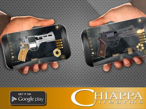 Chiappa Rhino Revolver Sim 1.6 screenshots 21