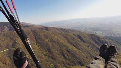 Photo: Сопот, 21.10. - малко след излитането в златната есен