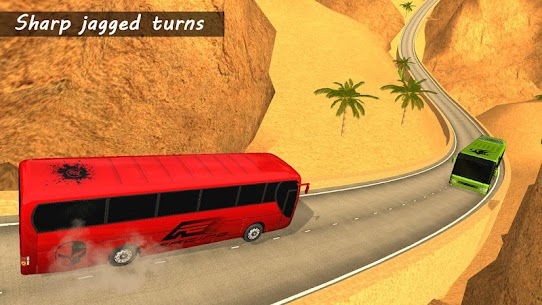 Bus Racing : Coach Bus Simulator 2020 9