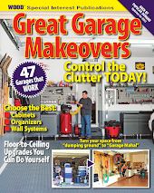 Great Garage Makeover 2013