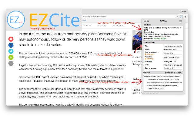 EZCite