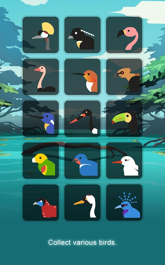 Birdstopia - Idle Bird Clicker- screenshot