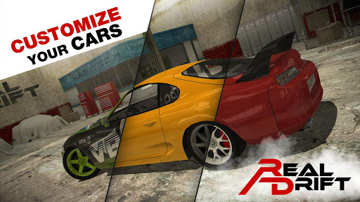Real Drift Car Racing Free screenshot 21