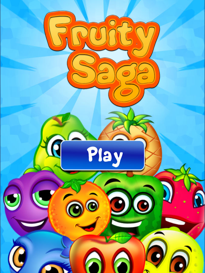 Fruity legend : health game- screenshot