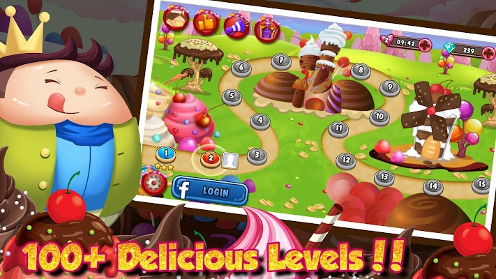 Chocolate Factory Farm - screenshot