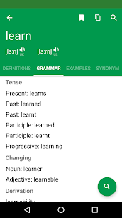 Dictionary : Word Definitions & Examples – Erudite 4