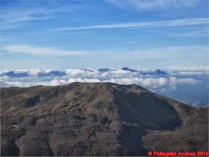 Photo: IMG_4010 le Apuane spuntano dall nubi