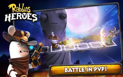 Rabbids Heroes v1.0.0 (Mod Mana)