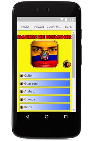Radios de Ecuador Gratis