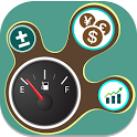 FillFuel and Mileage Log Fuel Buddy Car Management icon