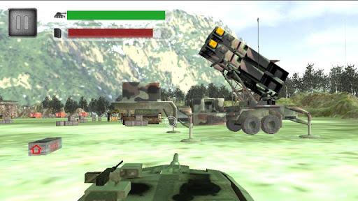坦克 敵人 攻擊