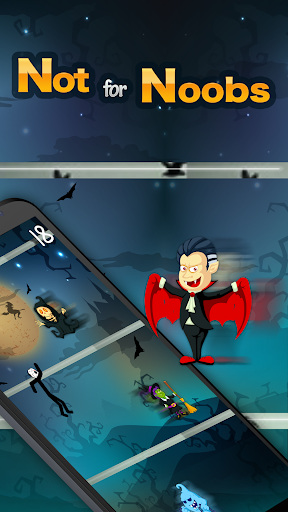 Code Triche Survie de stickman effrayant - Halloween Escape Ju APK MOD screenshots 3
