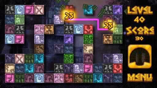 Mayan Secret - Matching Puzzle  screenshots 1