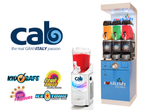 Slush Machine, Slushie Machine, Ice Slush mix