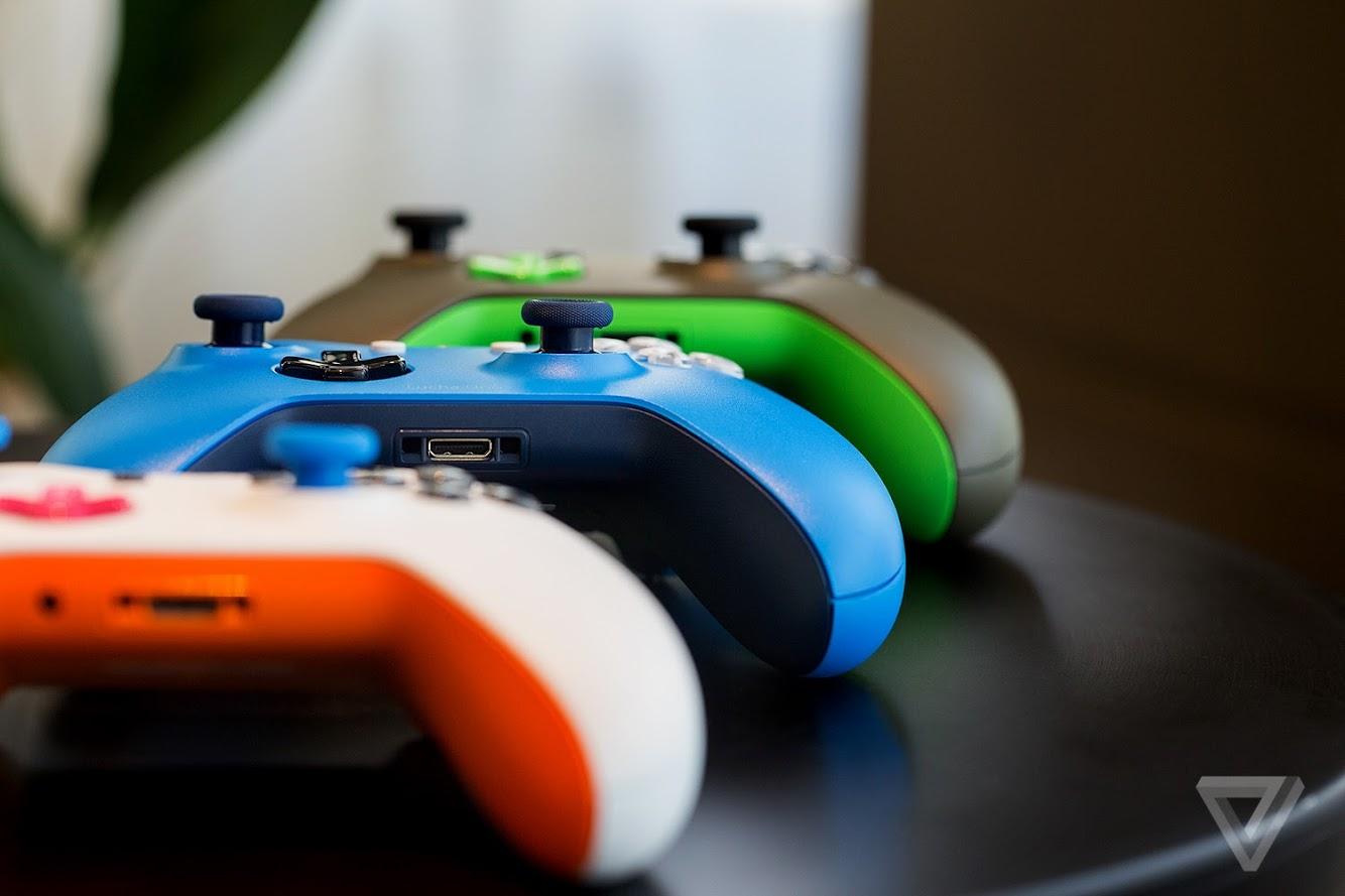 Xbox Design Lab - Đã đến lúc tạo chiếc controller của chính bạn